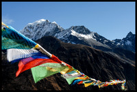 Prayer Flags- Cholatse